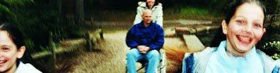 En personas con discapacidad